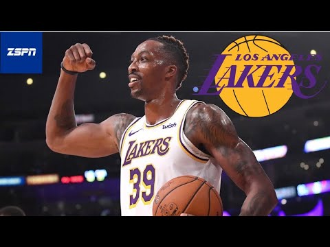Lakers Guarantees Dwight Howard Contract for Remainder of the Season | Dwight Howard Lakers 2020