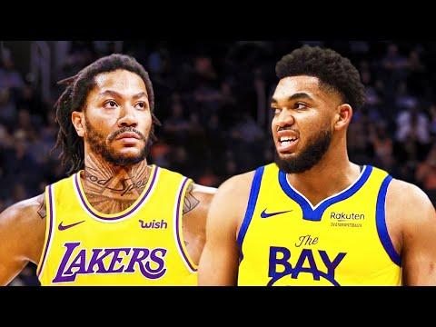 Trades To NBA This Season (Derrick Rose, Karl Anthony-Towns, Kyle Kuzma)