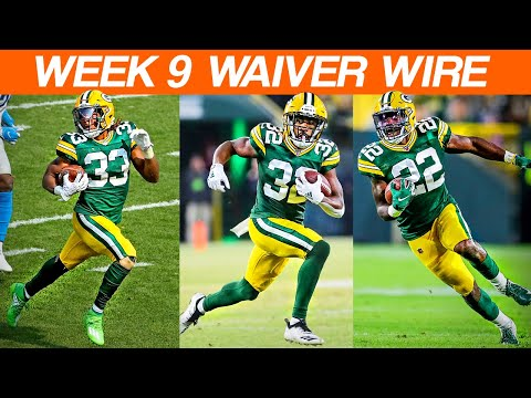 Waiver Wire Adds Week 9 Fantasy Football 2020