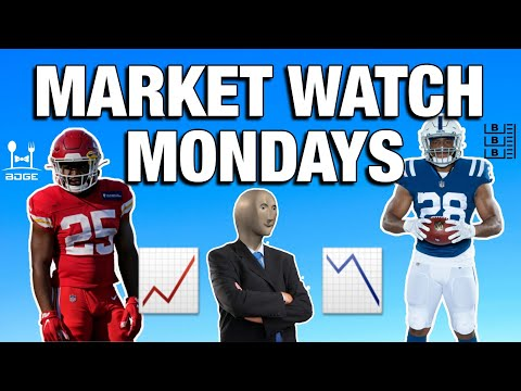 Is Jonathan Taylor a BUST?   ll   Market Watch Mondays