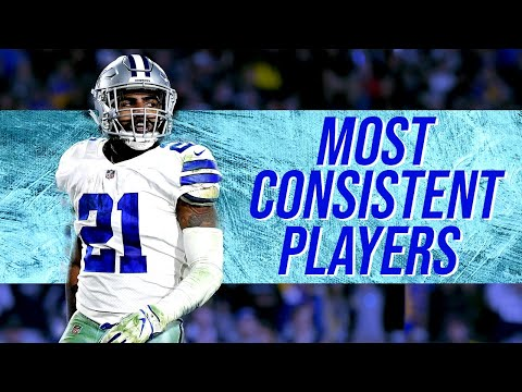 2020 Fantasy Football – Most Consistent Players