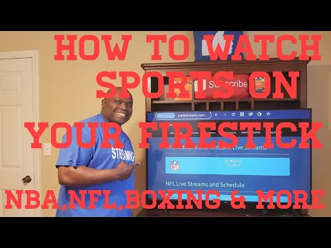 2 WAYS ON HOW TO WATCH SPORTS | NFL,NBA,BOXING & MORE