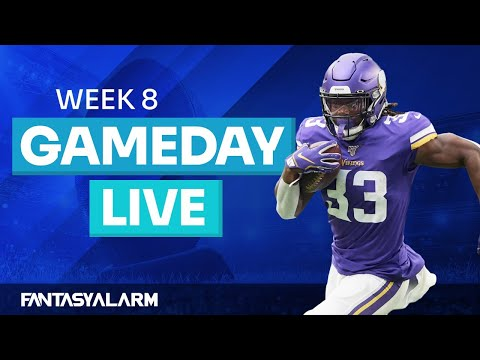 Game Day Live Week 8 with Howard Bender and Jen Piacenti