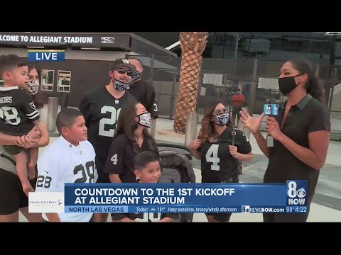 Raider Nation gears up for first home game in Las Vegas