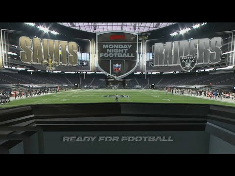 2020 ESPN Monday Night Football Week 2 Intro/Theme
