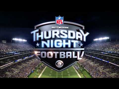 NFL Thursday Night Football theme on CBS (2014)