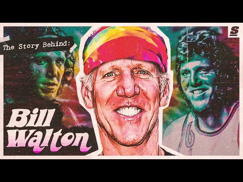 Your Dad's NOT High! Bill Walton was REALLY That Good | The Story Behind Bill Walton