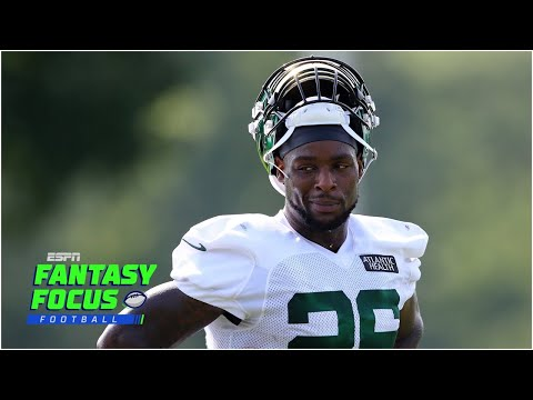 What to do with Le'Veon Bell on your roster? | Fantasy Focus Live!