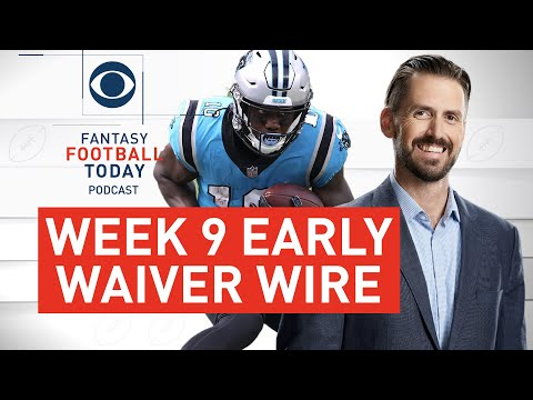 Week 9 Early WAIVER WIRE Targets, George Kittle & Kenny Golladay Injuries | 2020 Fantasy Football