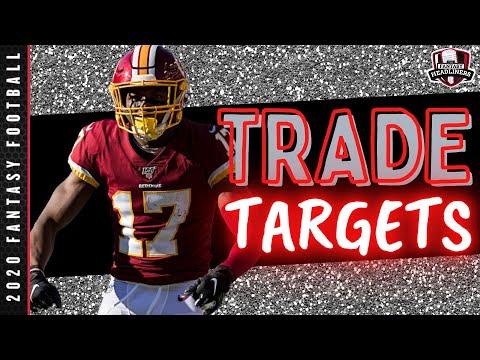2020 Fantasy Football Advice – Top RB/WR Trade Targets – Fantasy Football Trade Targets