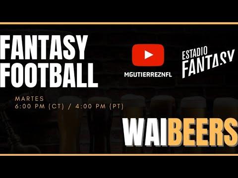 Waibeers #FantasyFootball Semana 7