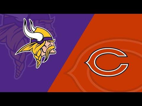 Minnesota Vikings vs Chicago Bears Prediction MNF Monday 11-16-2020 Daily Sports Picks #Subscribe