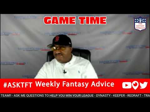 GAMETIME – MONDAY – HURT OR HELP – FANTASY FOOTBALL SHOW -#ASKTFT