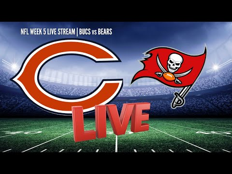 Tampa Bay Buccaneers vs Chicago Bears Week 5 2020 Live Reaction Stream