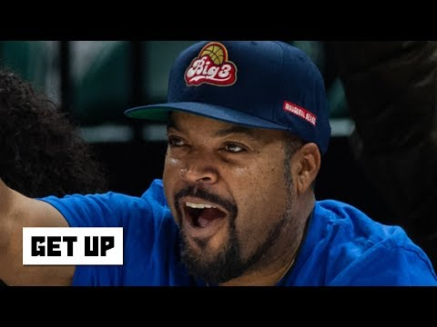 Ice Cube details plans for Big3 partnering with 'Big Brother' for a quarantined tournament | Get Up
