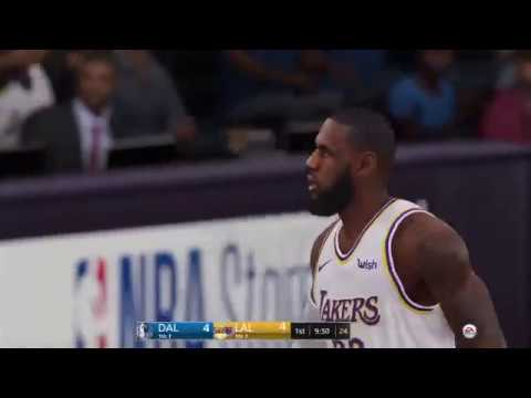 MAVERICKS VS LAKERS LIVE HD 12/1/2019