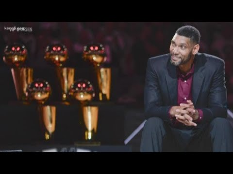 Duncan, Hammon nominated as finalists to basketball hall of fame