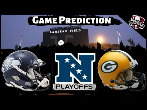 2019 NFL Playoff Predictions – NFC Divisional Round – Seahawks vs Packers