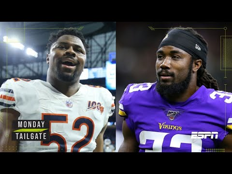 Minnesota Vikings vs Chicago Bears Monday Night Football preview | Monday Tailgate