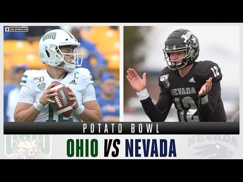 How To Bet The Famous Idaho Potato Bowl With Expert Picks: Ohio vs Nevada | CBS Sports HQ