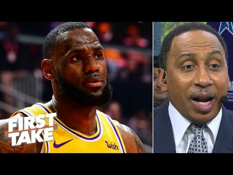 LeBron James lacks Michael Jordan's 'assassin' mentality – Stephen A. | First Take