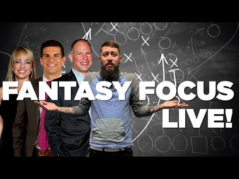 2019 ESPN Fantasy Football Rankings Revealed | Fantasy Focus Live | ESPN