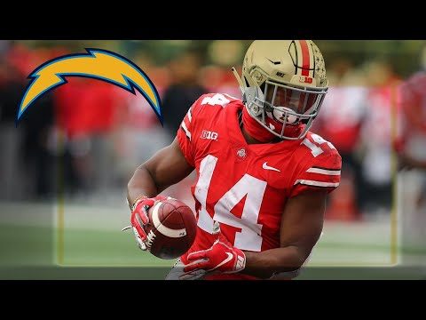 KJ Hill Ohio State Highlights | Welcome to the Los Angeles Chargers | LATE ROUND STEAL?
