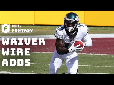 Waiver Wire Adds! | NFL Fantasy Football Show 2020