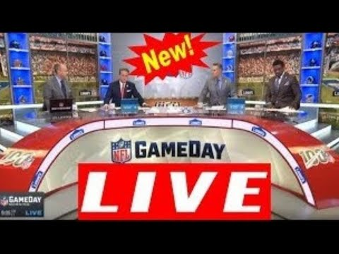 NFL Gameday Morning LIVE HD 11/15/2020 | GMFB – NFL Sunday Countdown – Good Morning Football Weekend