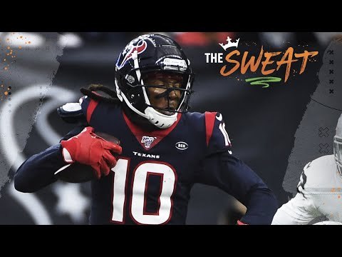 The Sweat: NFL Chalk Report & DFS Plays in the NBA and NHL