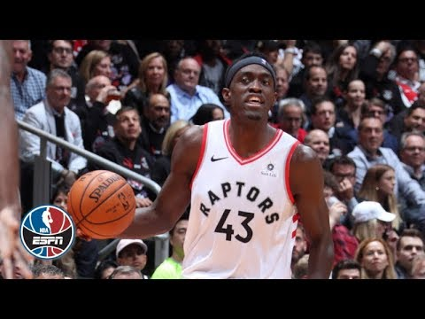 Pascal Siakam 'was fantastic' in Raptors' Game 1 win vs. Warriors – Jalen Rose | NBA Countdown