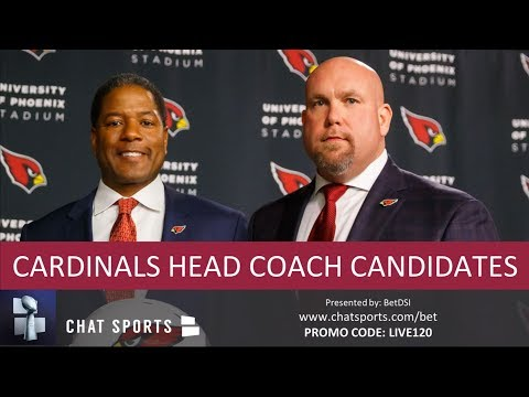 Top 10 Cardinals Head Coach Candidates In 2019