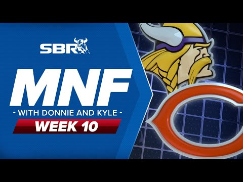 LIVE Monday Night Football | Vikings vs. Bears NFL Game Predictions