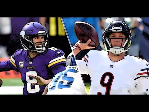 LIVE NFL: Chicago Bears vs Minnesota Vikings | Monday Night Football