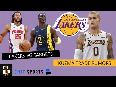 Lakers Trade Rumors On Kyle Kuzma + 5 Point Guards Trade Targets Before 2020 NBA Trade Deadline