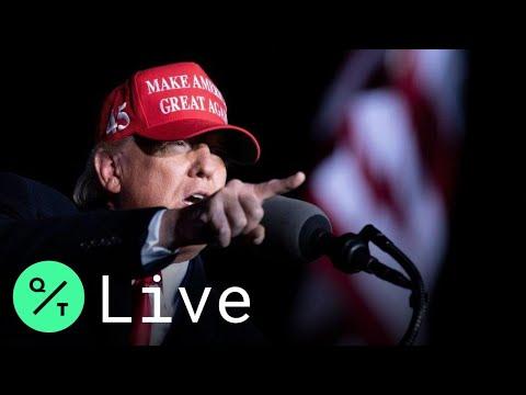 LIVE: Trump Holds Campaign Rally in Kenosha, Wisconsin