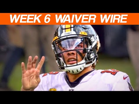 Waiver Wire Adds Week 6 Fantasy Football 2020