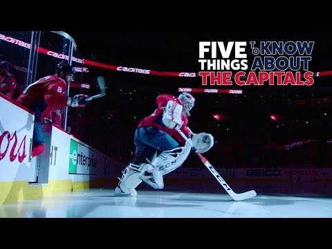 Five Things to Know: Washington Capitals