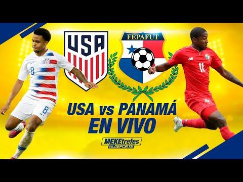 USA VS PANAMÁ EN VIVO | Comentarios y análisis