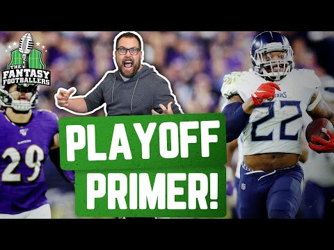 Fantasy Football 2020 – Playoff Primer + Week 10 Buy or Sell, Lockett In – Ep. #982