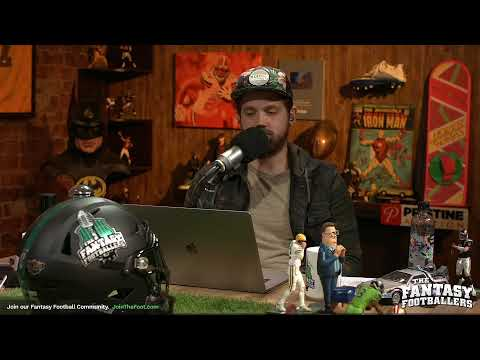 """Mike """"The Fantasy Hitman"""" Wright is LIVE answering Week 10 fantasy football start/sit questions!"""