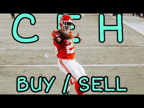 CLYDE EDWARDS-HELAIRE || Buy or sell? 2020 Dynasty Fantasy Football