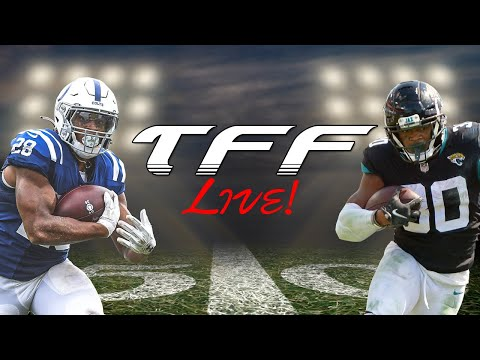 TFF Live! Sunday Pregame | Your fantasy football questions answered