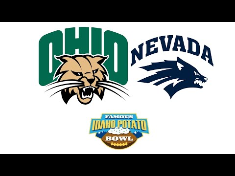 2020 Famous Idaho Potato Bowl (Ohio vs Nevada) | NCAA Football 14