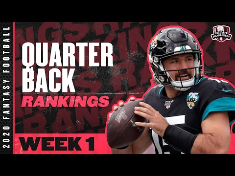 2020 Fantasy Football Rankings – Top 20 Quarterbacks in Fantasy Football – Week 1