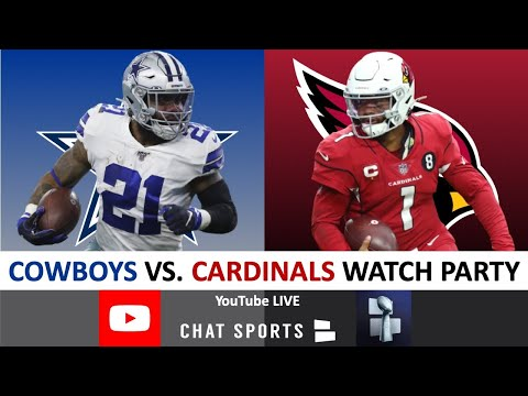 Monday Night Football Cardinals vs. Cowboys Live Stream + NFL News, Trade Rumors & Week 6 Injuries