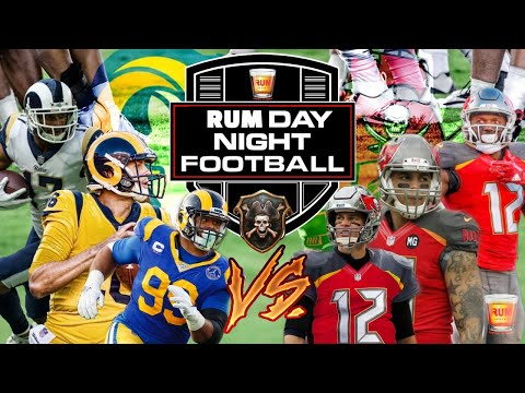 Los Angeles Rams vs Tampa Bay Buccaneers Monday Night Football week 11