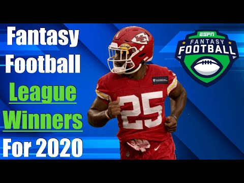 Fantasy Football: League Winners for 2020