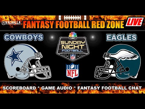 LIVE Cowboys VS Eagles Game Audio Live Reactions Fan Chat Play By Play Fantasy Football