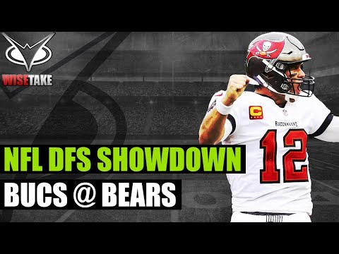 NFL DFS Showdown Picks – Bucs @ Bears – TNF Week 5 | DraftKings & FanDuel